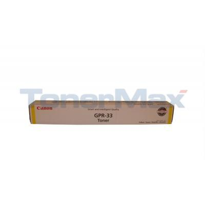 CANON ADVANCE C7055 GPR-33 TONER YELLOW
